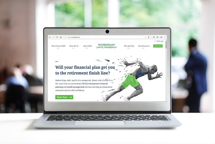 New website Scarborough Capital Management
