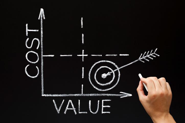 cost vs value for financial advisor