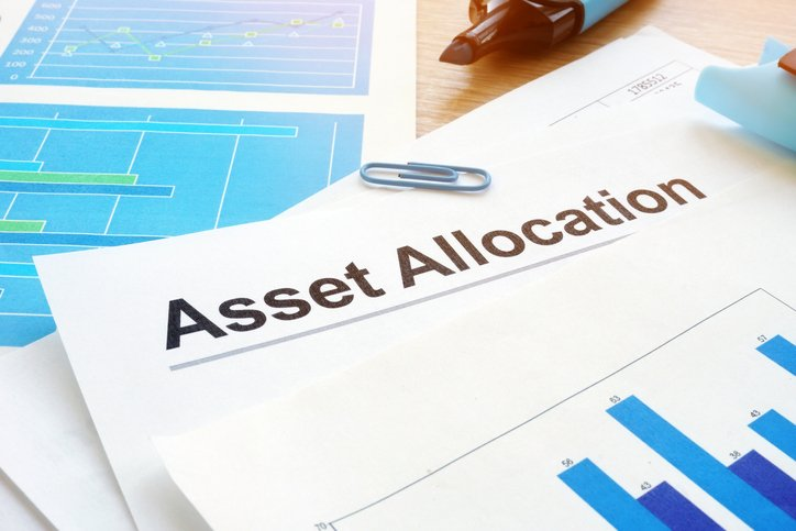 review asset allocation